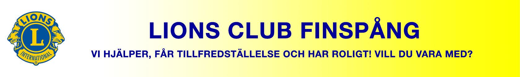 Lions Club Finspång